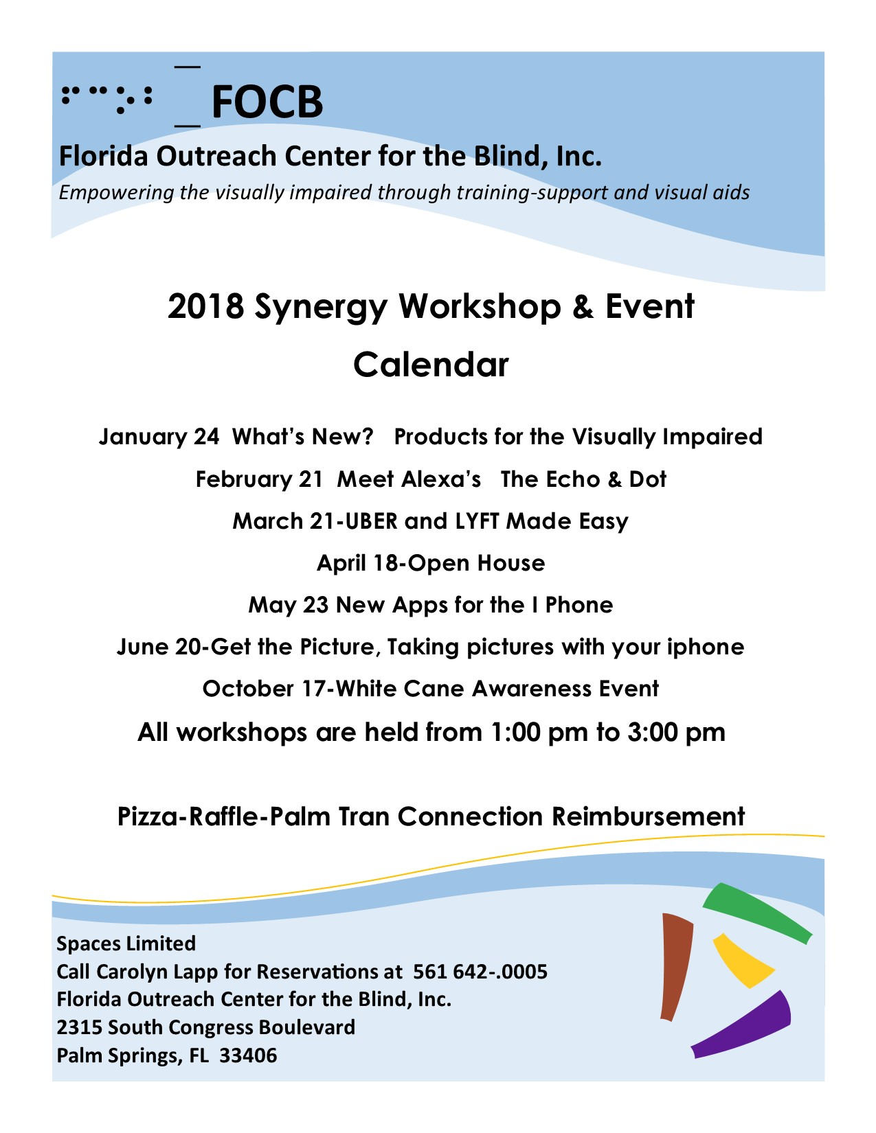 2018 Synergy Flyer